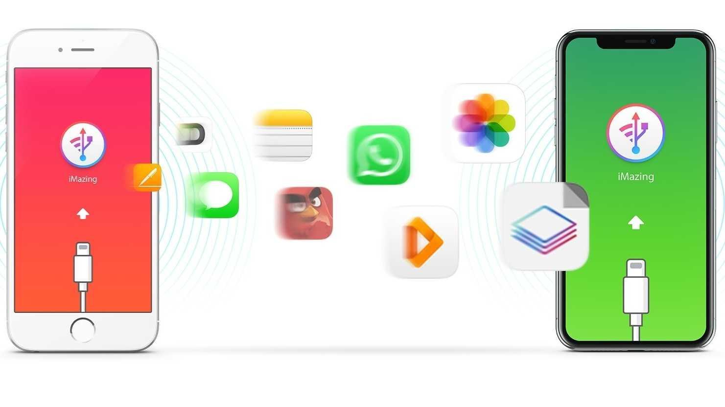 iOS-Mac-Werkzeug iMazing mit neuer Kopierfunktion