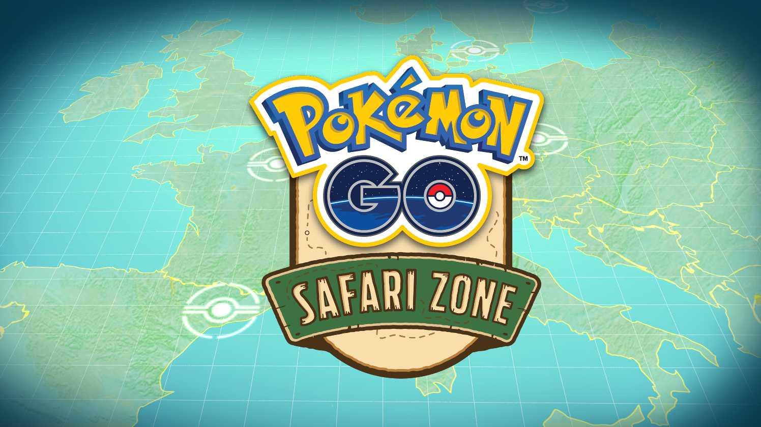 Pokémon Go: Details zu den Safari-Events; EX-Raids kommen
