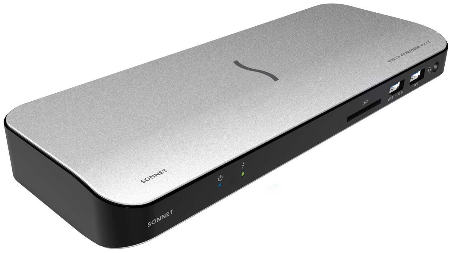 Neues MacBook-Pro-Dock: Viel Watt und viele USB-Ports