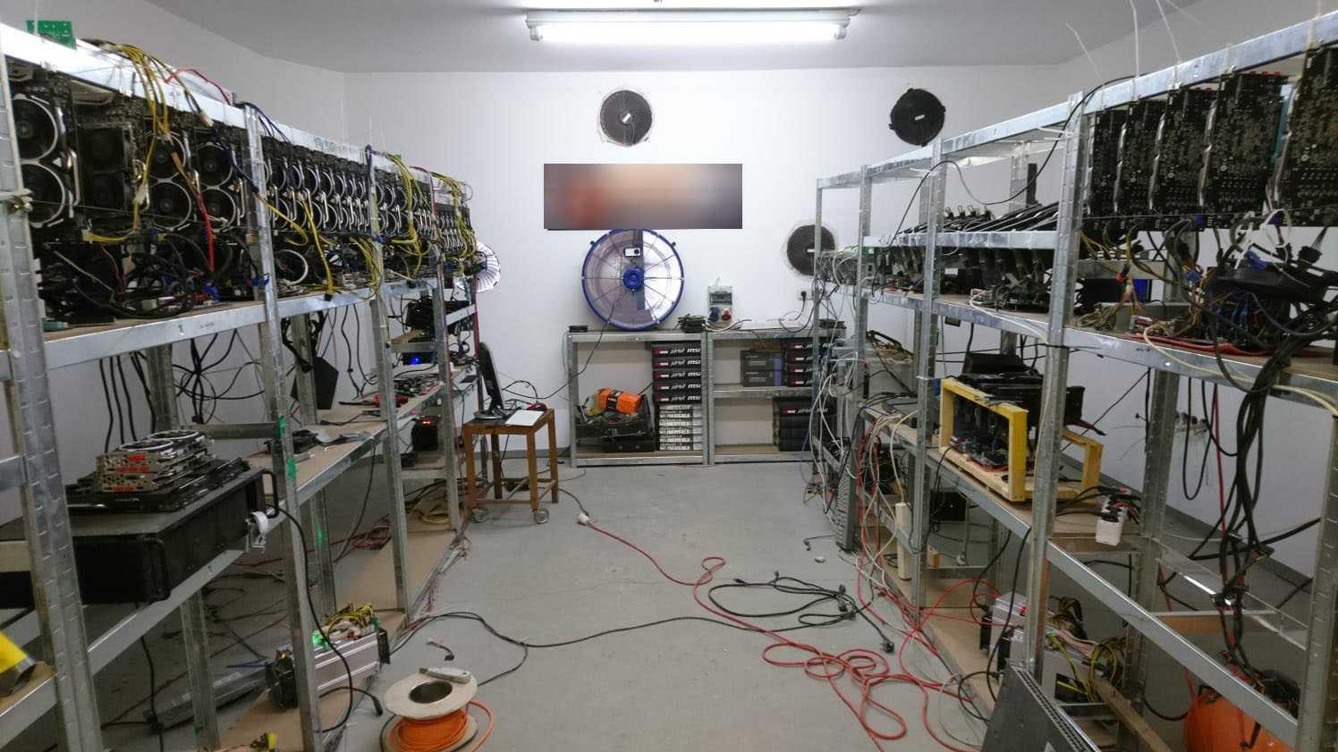 Verhaftungen in Sachsen: Mutmaßliche Stromdiebe schürften Bitcoin