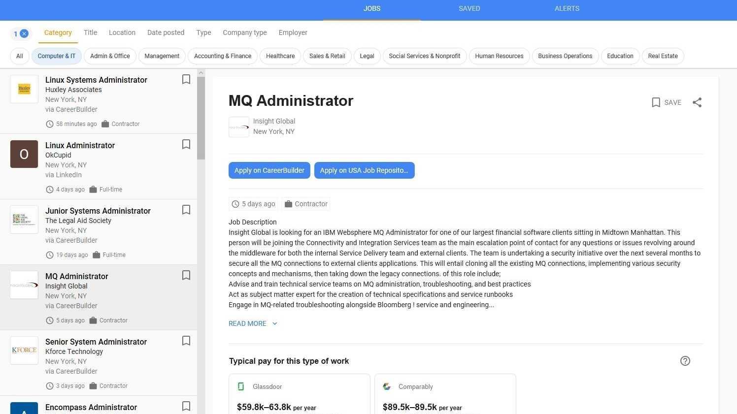 Google for Jobs - Der neue Heilsbringer im Jobmarkt?
