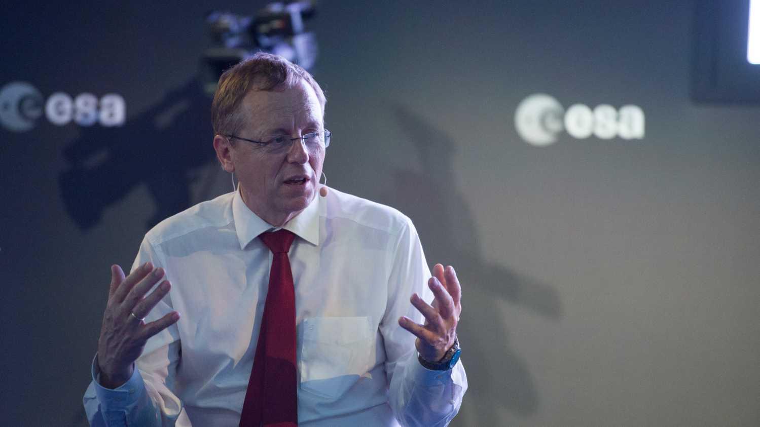 ESA-Chef Wörner will stärkere internationale Zusammenarbeit im All