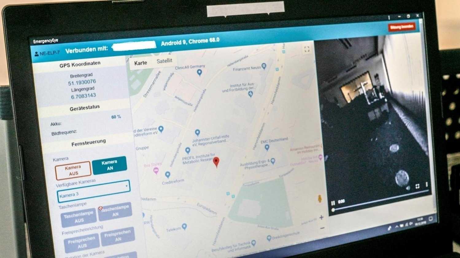 Handyzugriff in Notfällen: Weitere Kreise wollen Rettungssoftware