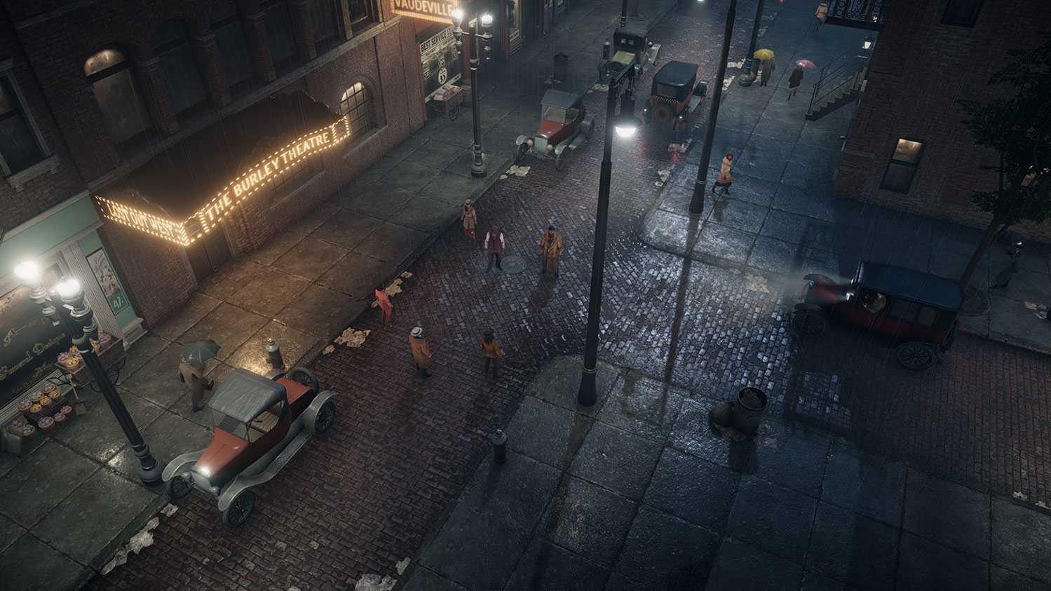 Empire of Sin: John Romero zeigt rundenbasiertes Taktik-Spiel
