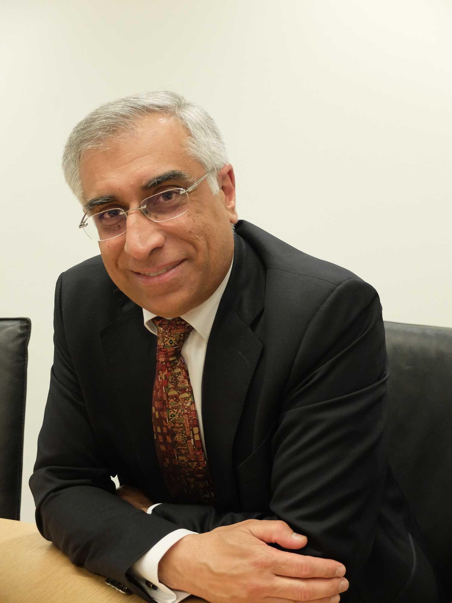 UN-Sonderberichterstatter Joseph Cannataci