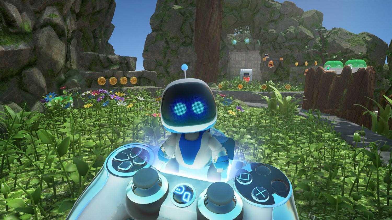 Der reine VR-Titel Astro Bot gehörte 2018 laut Metacritic zu den besten PS4-Spielen überhaupt.