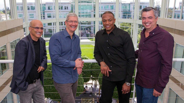 Apple-Mitarbeiter Dr. Dre entschuldigt sich für Gewalt gegen Frauen