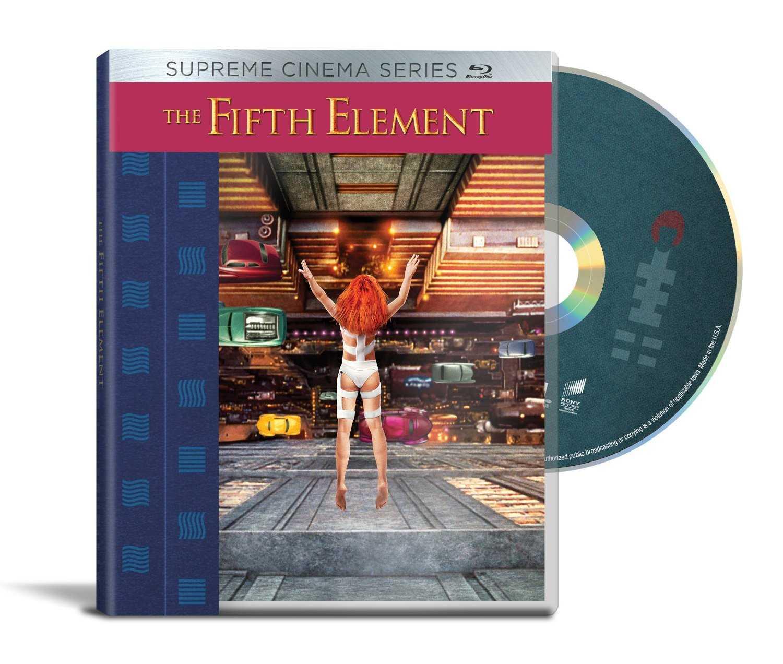Surround-mäßig kein Überflieger: Die Blu-ray-Neuauflage von Fifth Element erscheint in den USA mit Dolby-Atmos-Mix, in Deutschland hingegen nicht.