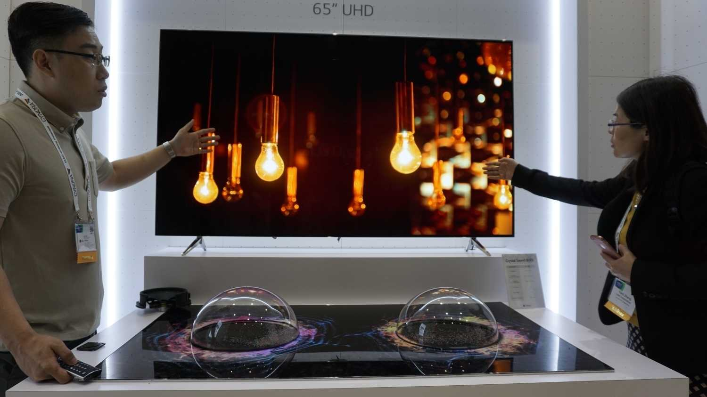 Musik aus dem OLED-TV