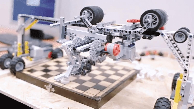 Rapid Prototyping für Roboter