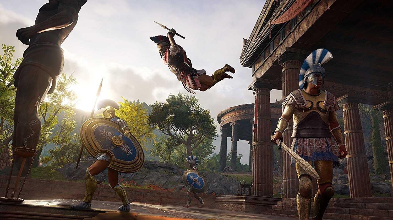 Assassin's Creed Odyssey angespielt: Ein Muchelmörder auf Abwegen