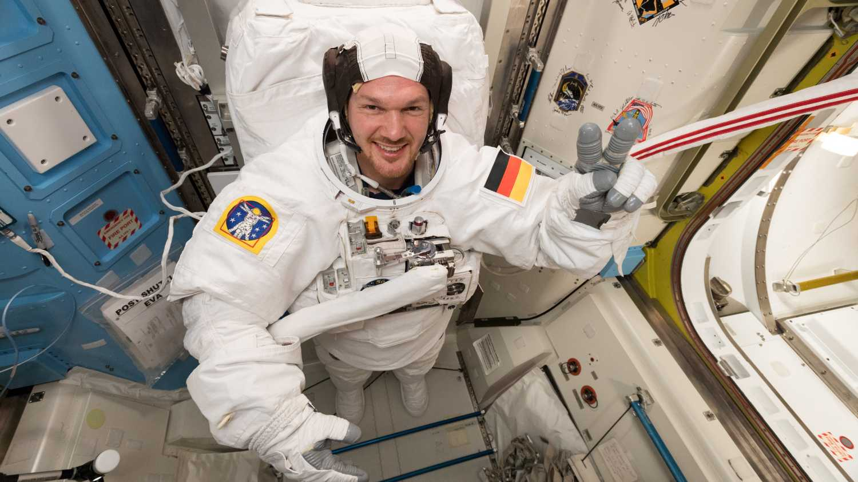 Sind die Raumanzüge auf der ISS noch sicher?