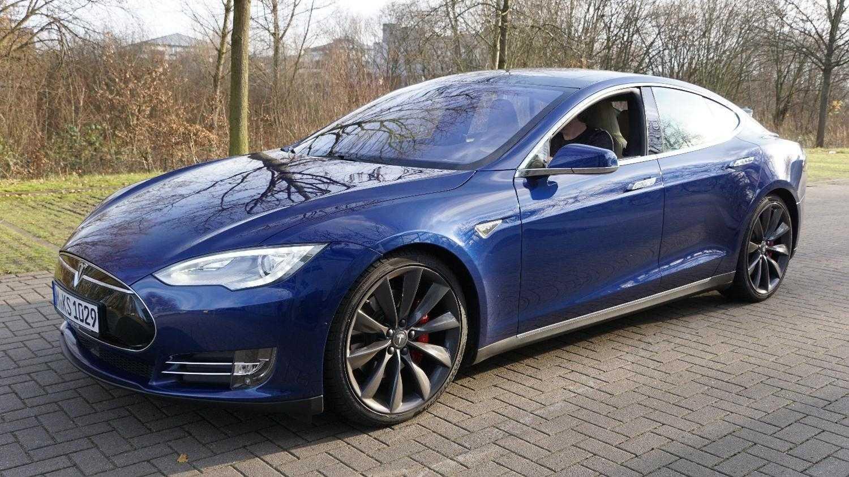 Elektroautos: Keine Kaufprämie mehr für Tesla Model S