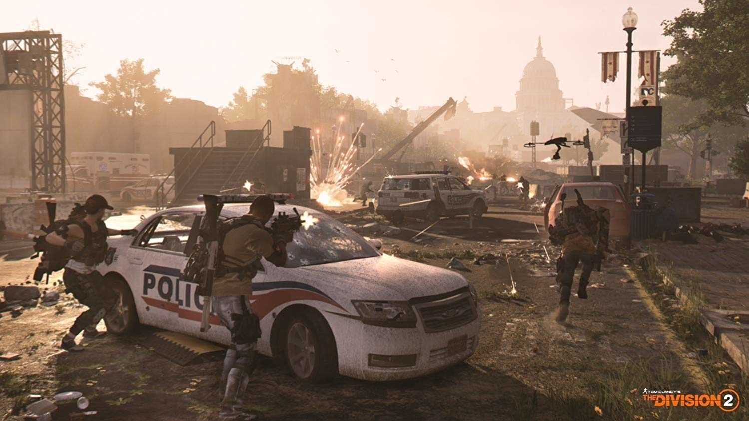 The Division 2 angespielt: Loot-Shooter XXL