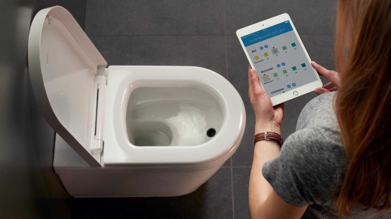 Das schlaue Örtchen – Die Toilette wird Hightech- und Designerprodukt