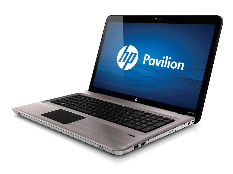 HP Pavilion dv7