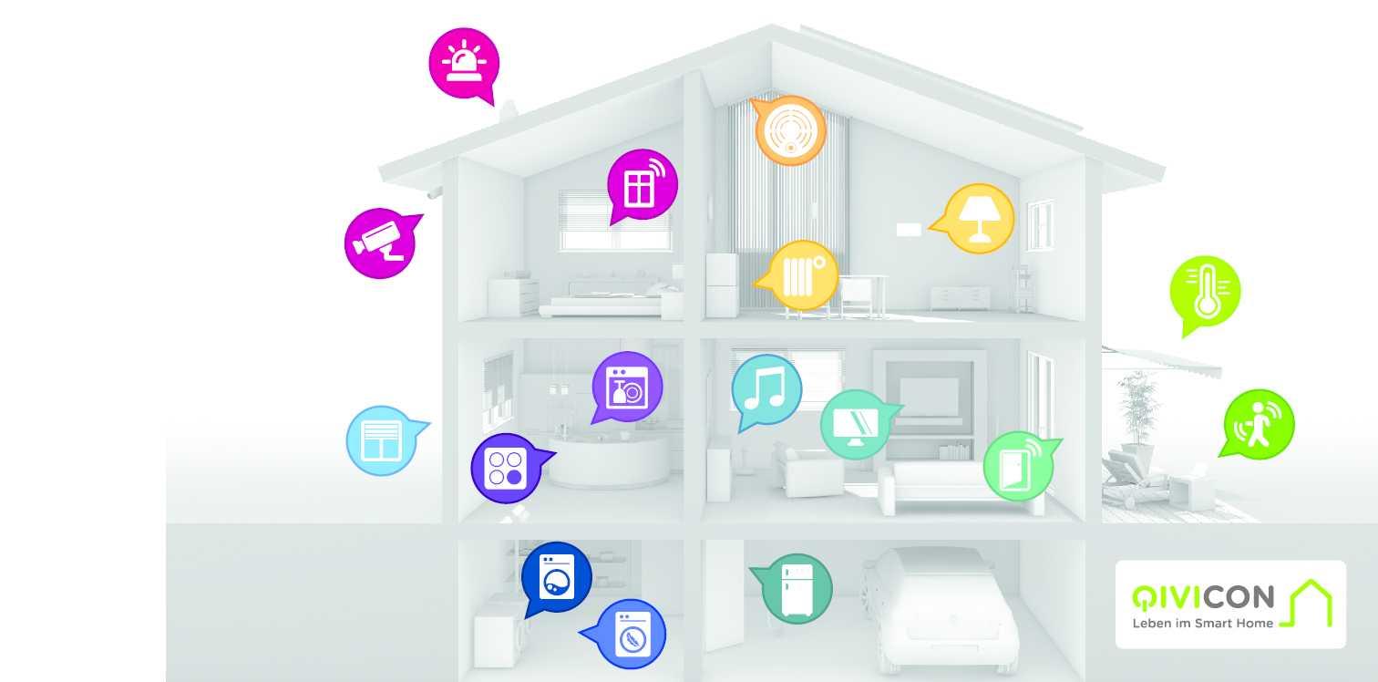 """smart home: telekom will mit offener plattform """"qivicon"""" das"""