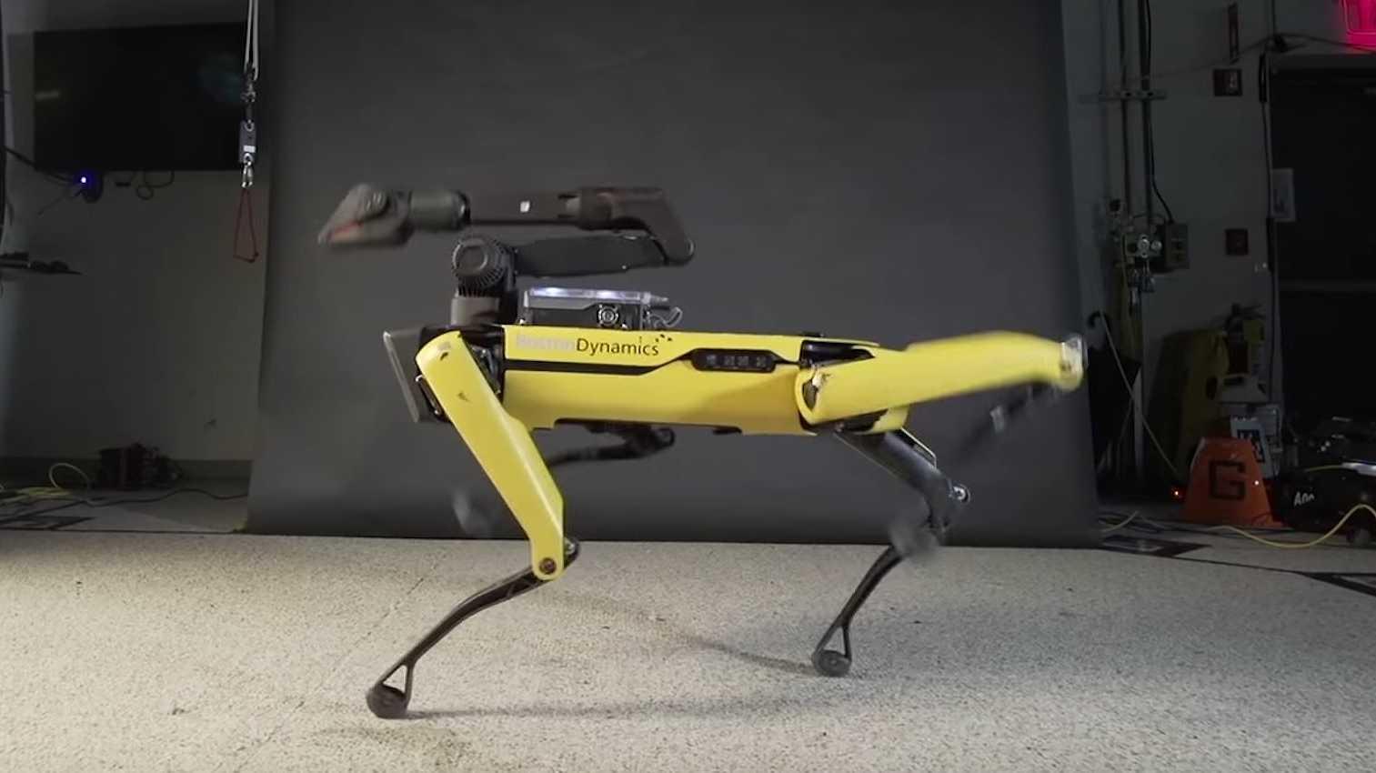 """Boston Dynamics: """"In unseren Videos zeigen wir typischerweise das beste Verhalten"""""""