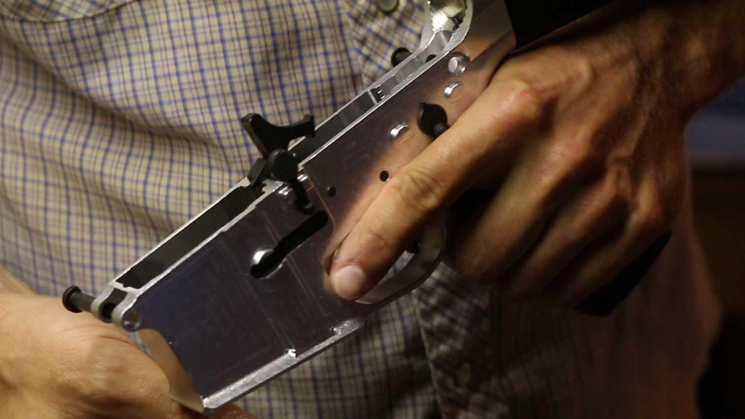 Polizeiexperte: Waffen aus 3D-Drucker sind in Deutschland verboten