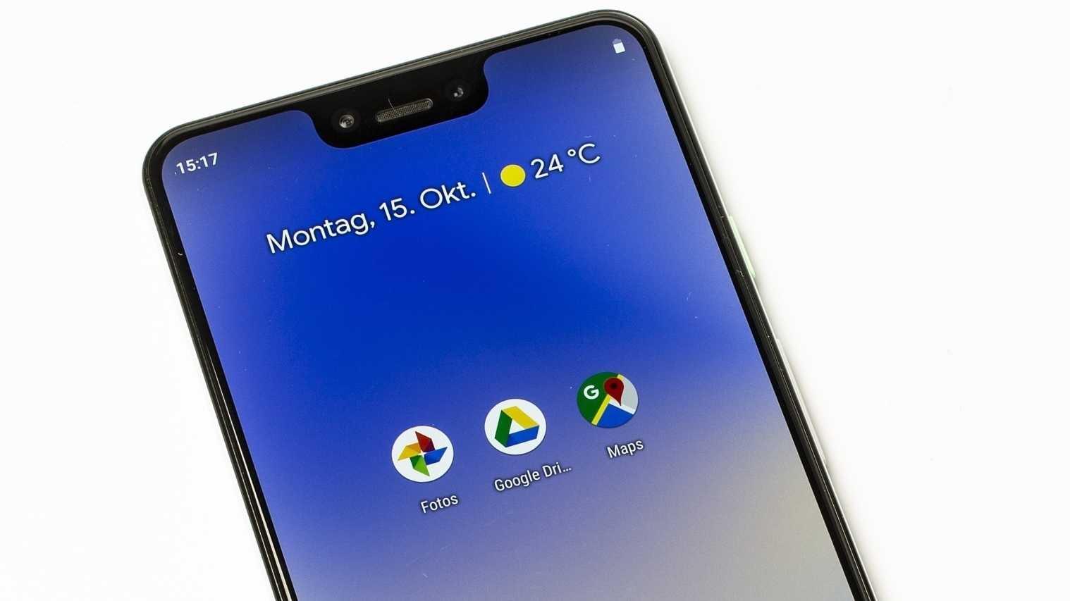 Google Pixel 3 XL im Test