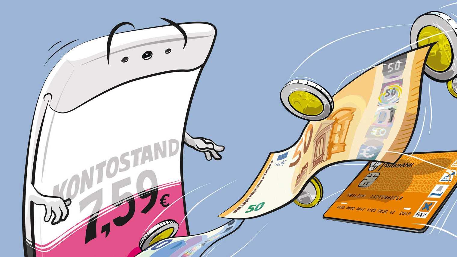 Volle Kostenkontrolle mit Prepaid Tarifen