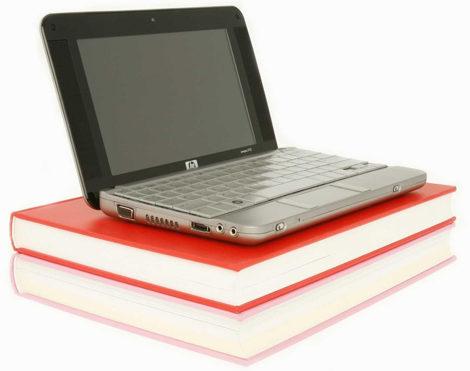 HP drängt mit dem Mini-Notebook 2133 Mini-Note PC nicht nur in den Bildungssektor ...