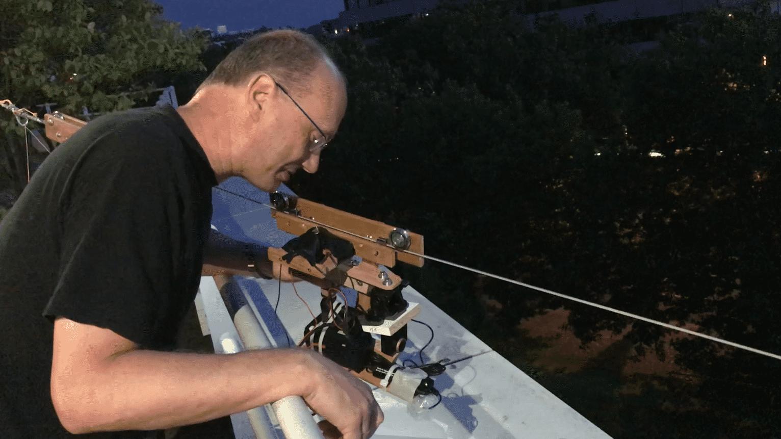 Dashcam in Action: Seilbahn-Abfahrt sumuliert Auffahrunfall