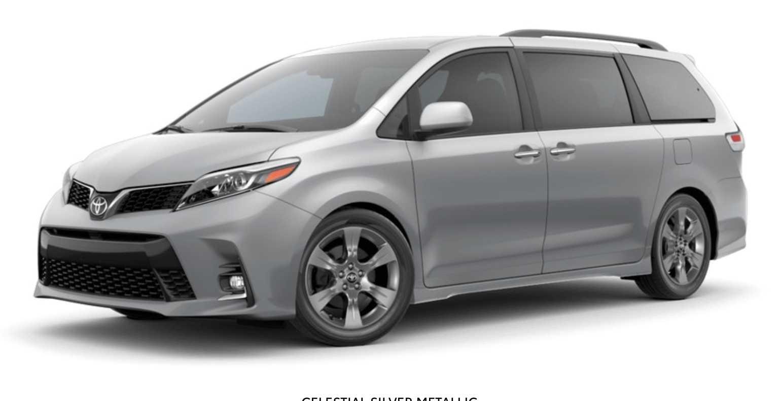 Minivan Toyota Sienna