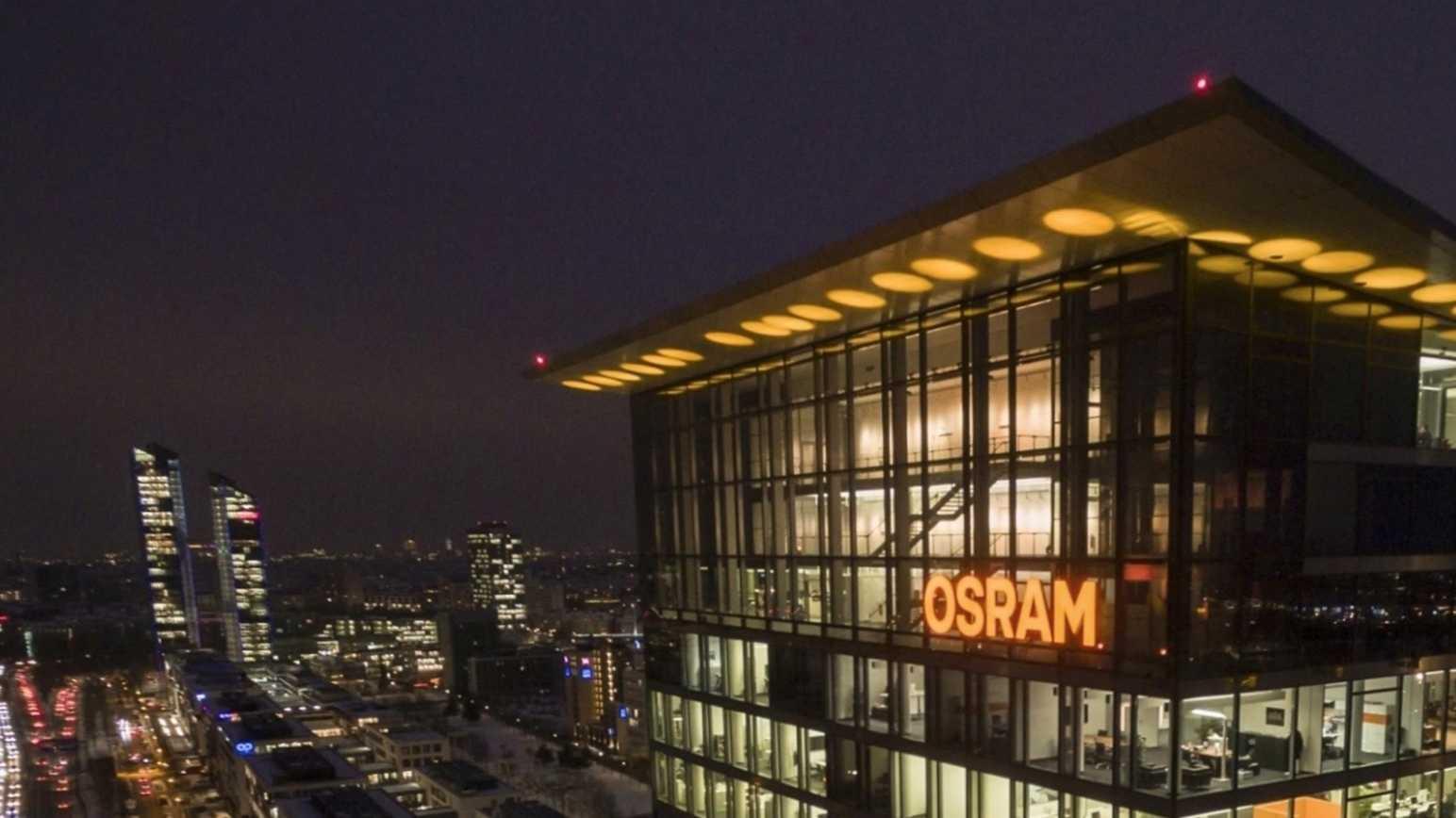 Osram richtet Konzernstruktur auf Digitalisierung aus