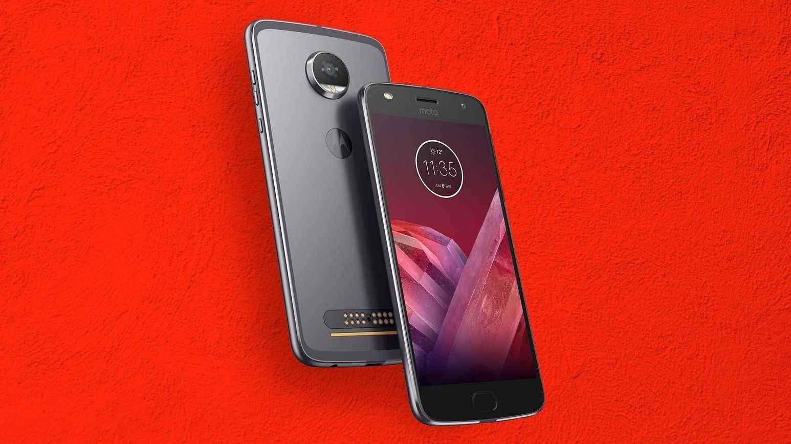 Motorola: Z2 Play und Gamepad-Modul angekündigt