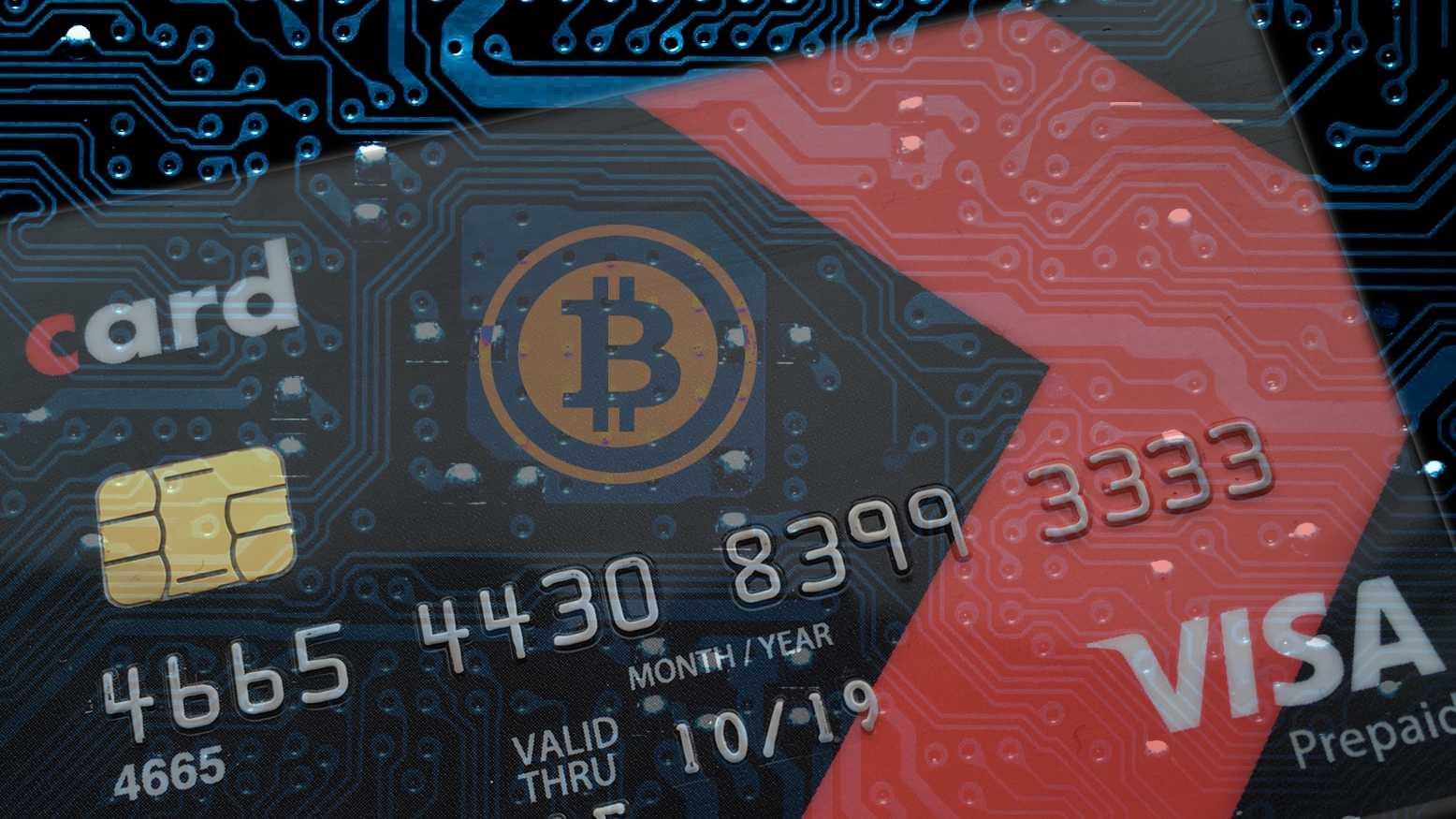 Visa sperrt hunderttausende Bitcoin-Kreditkarten