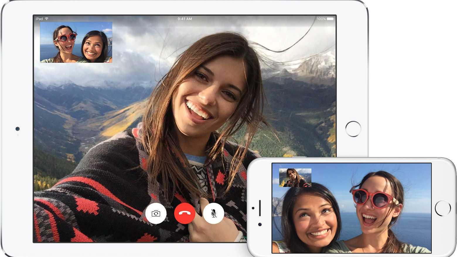 FaceTime auf iPhone und iPad