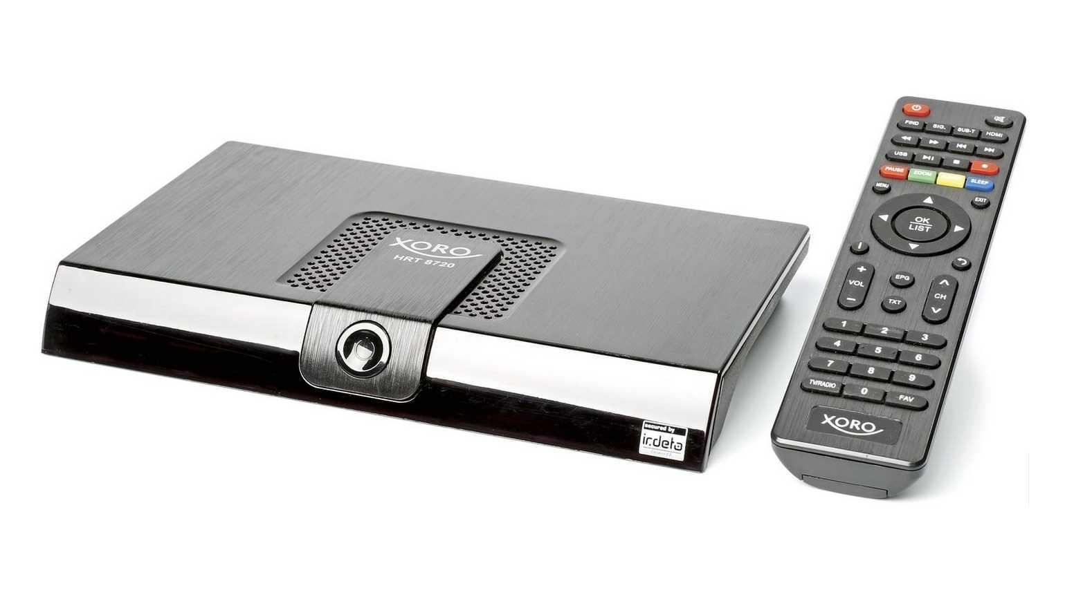 Full-HD-Receiver für DVB-T2 HD: ab 40 Euro und gut verfügbar