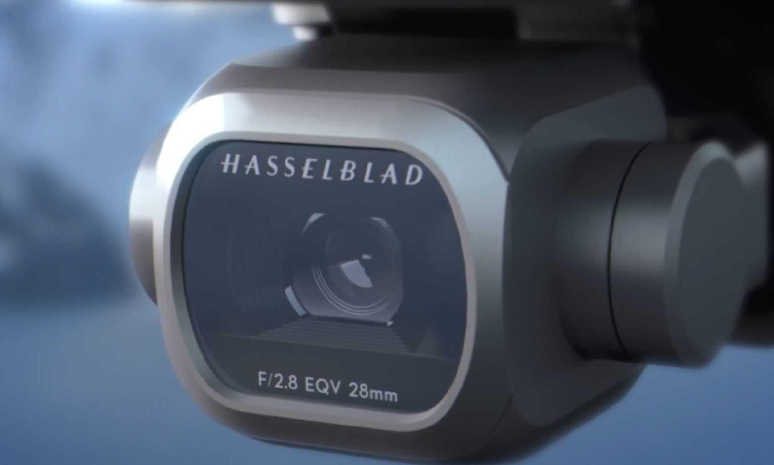 DJI stellt Falt-Quadcopter Mavic 2 Pro und 2 Zoom mit Hasselblad-Kameras vor