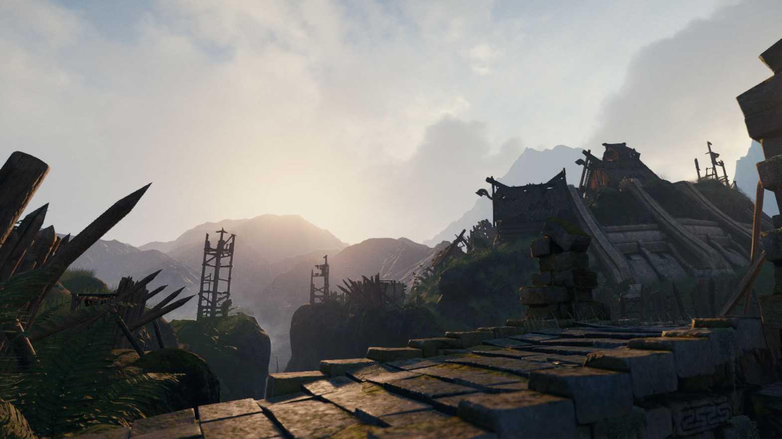 Ausschnitt Spiele Engine Unity