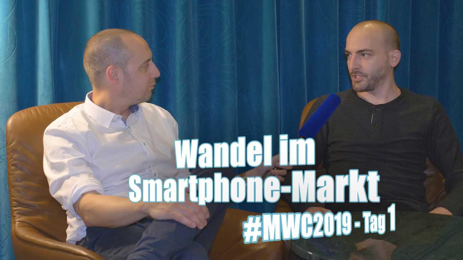 c't uplink MWC Tag 1: Faltbare Smartphones und 5G