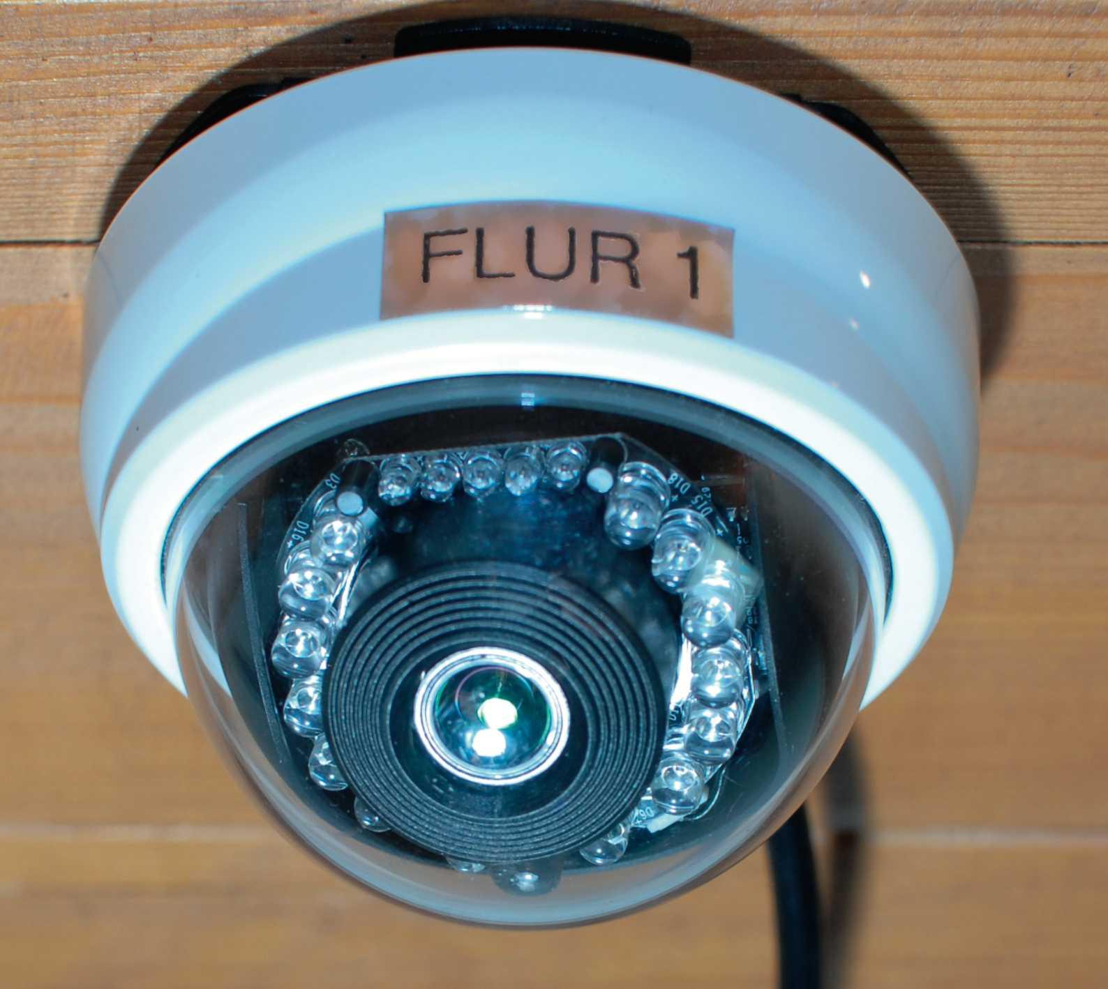Das Interesse, Wohn- und Arbeitsbereiche durch Kameras zu überwachen, kann gerechtfertigt sein, muss aber gegen die berechtigten Interessen potenziell Erfasster abgewogen werden.