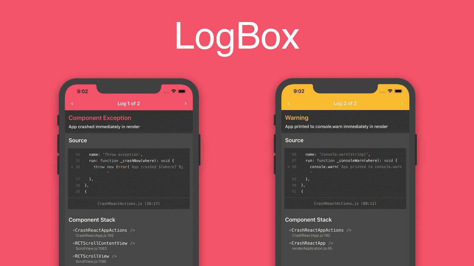 Cross-Plattform-Entwicklung: React Native 0.63 liefert übersichtlicher Logs