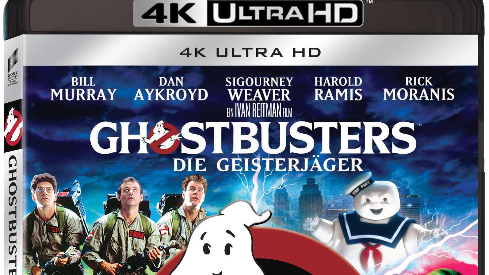 Ultra HD Blu-ray: Sony Pictures beginnt Verkauf in Deutschland