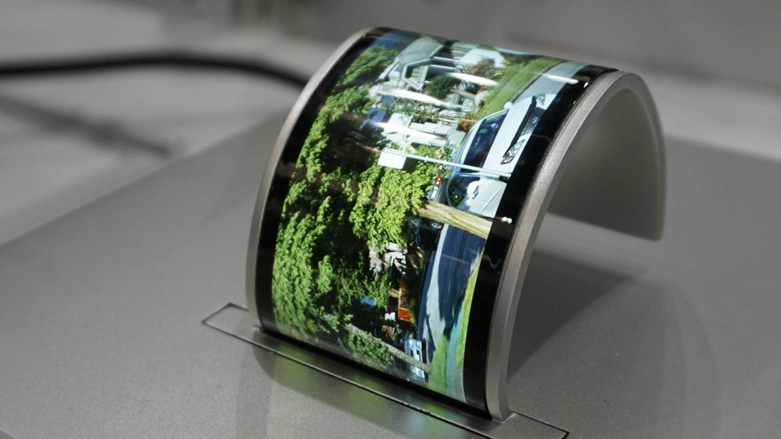 OLED-Displays: Theoretisch flink, in der Praxis ausgebremst