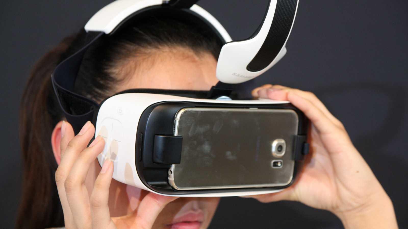 MWC: Samsung macht Gear VR fit fürs Galaxy S6