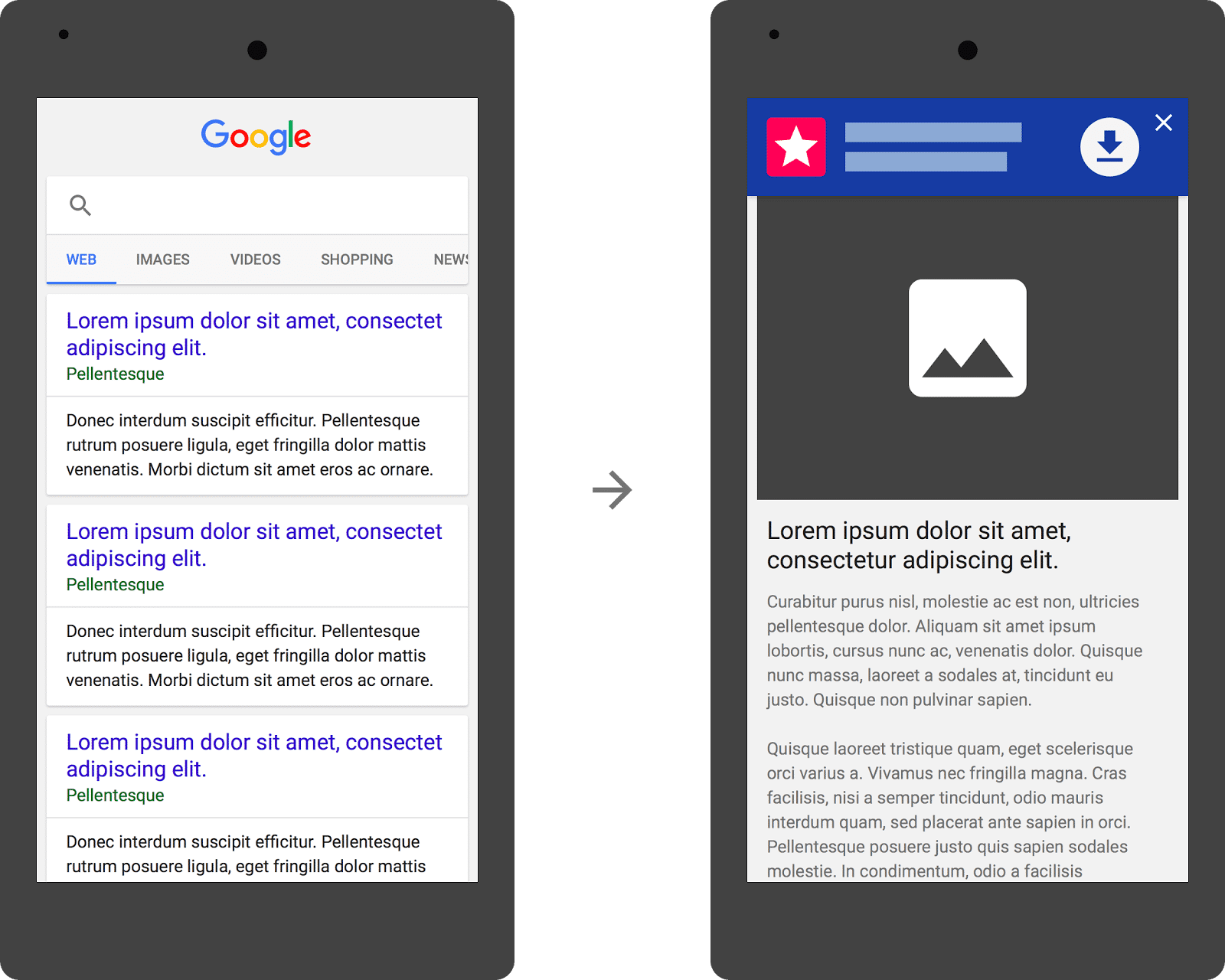 App Install Banners sollen dezenter für Apps werben