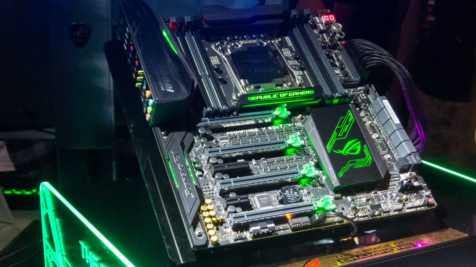 Broadwell-E: X99-Mainboards für Intels Zehnkerner