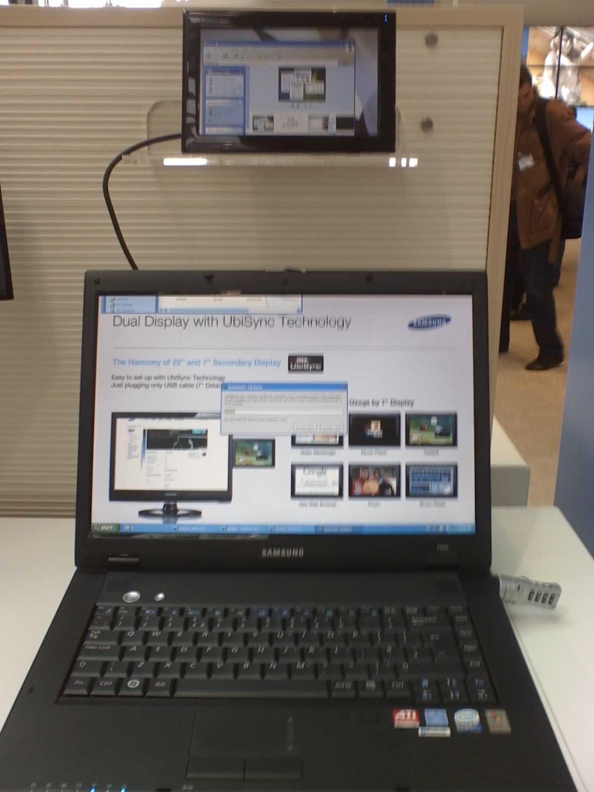 Samsung [400 x 300 Pixel @ 40,3 KB]