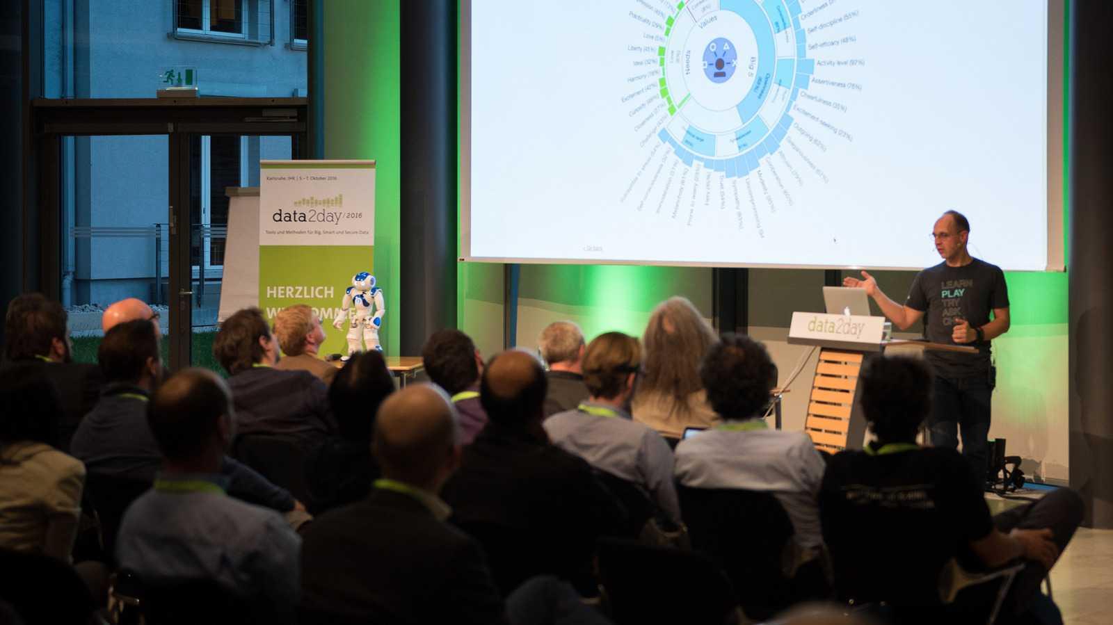 data2day 2017: Jetzt mit Vortrag oder Workshop für Big-Data-Konferenz bewerben