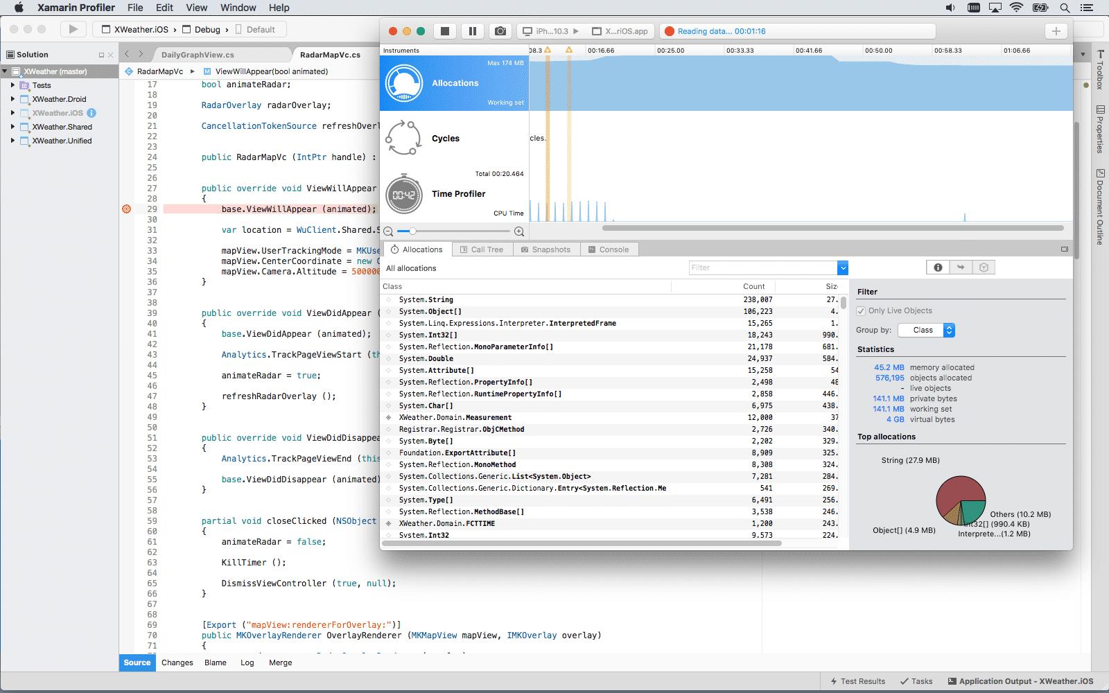 Visual Studio für Mac