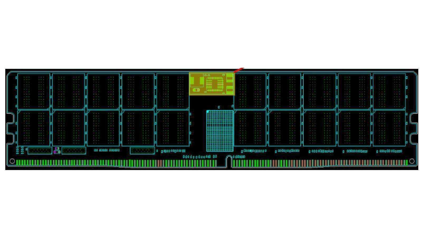 DDR5-RDIMM mit PMIC