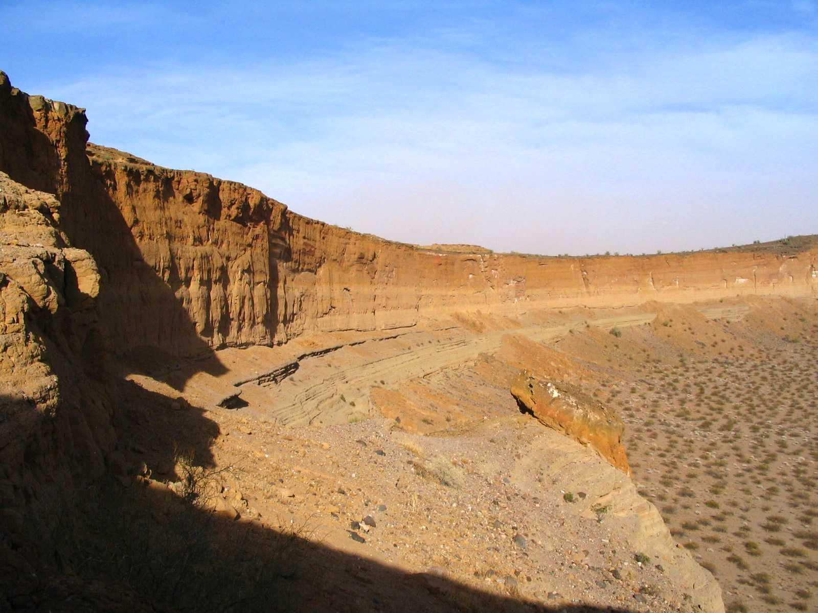El Pinacate, der trockenste Teil der Sonora-Wüste