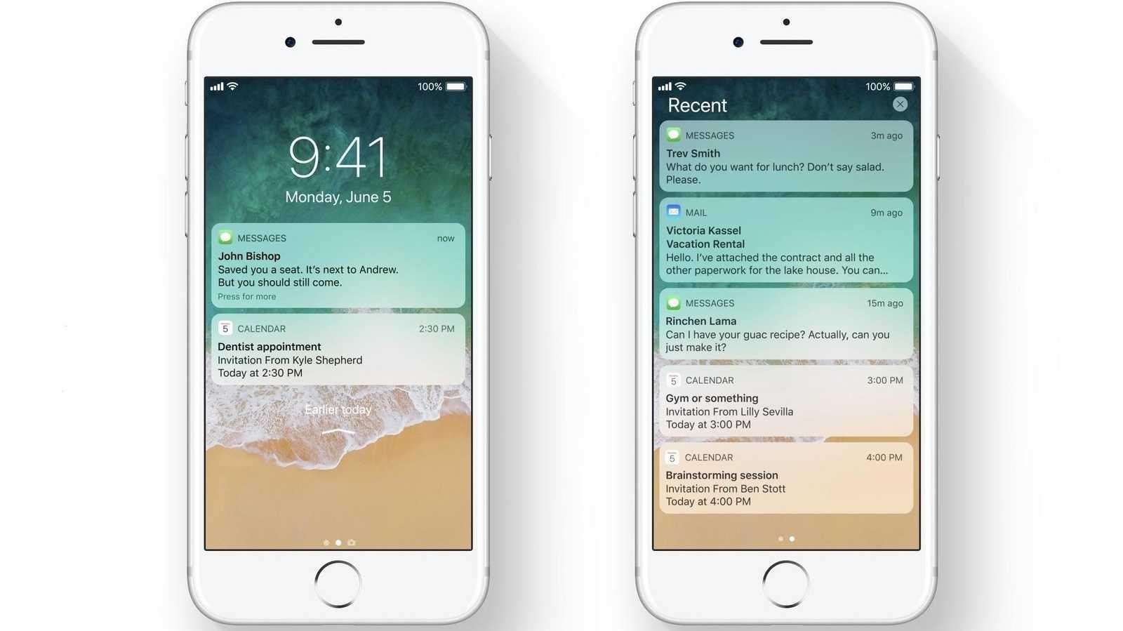 iPhone mit iOS 11: Kein Mucks bei neuen SMS