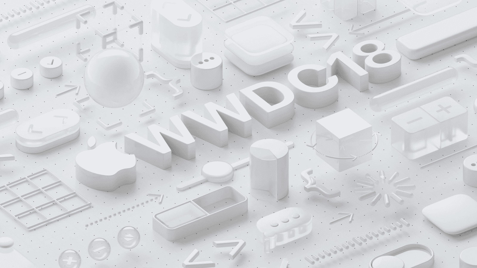 Logo der WWDC 2018
